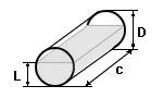 Tanque Cilindrico Horizontal Ext. Planas